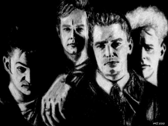 Depeche Mode par Madlene